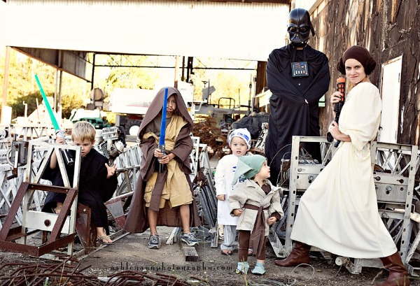 Star Wars Group Halloween Costume
