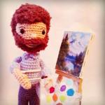 Happy 70th Birthday, Bob! {Bob Ross}