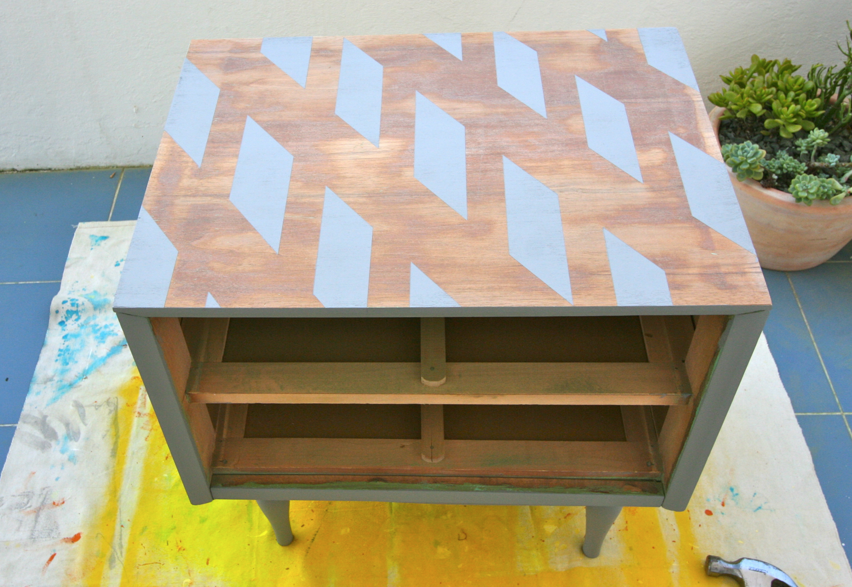 houndstooth furniture