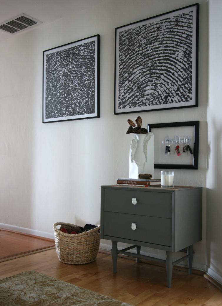 paint wood furniture