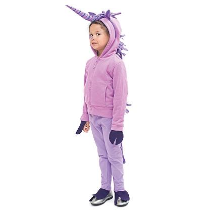 Homemade animal costume