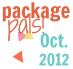 Package Pals Linky Party: October 2012
