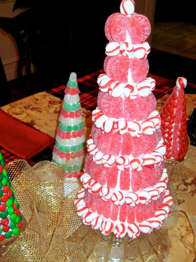 Peppermint crafts