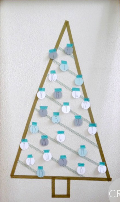 29 diy advent calendars craft diy advent calendars solutioingenieria Gallery