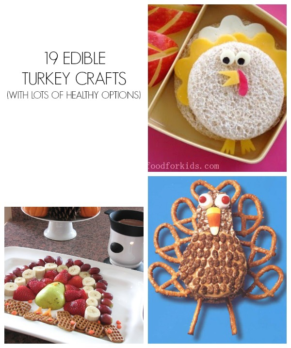 yummy Thanksgiving crafts for kids