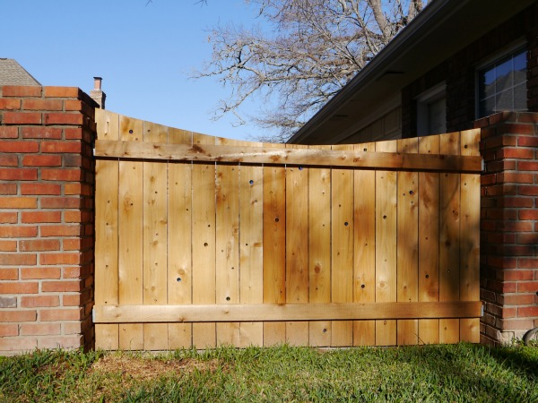 Removable Fence Post