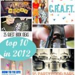 Top 10 in 2012