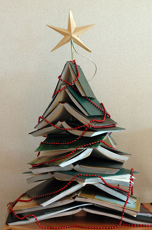 Unique Christmas Tree Ideas CRAFT