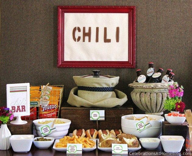 food station idea