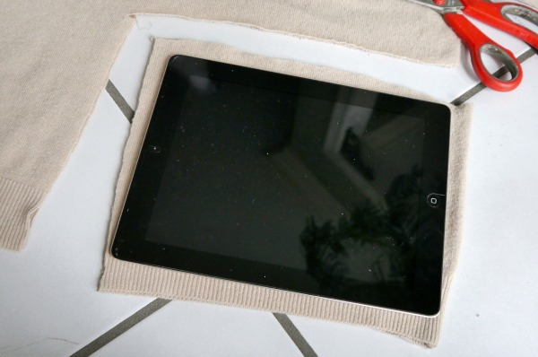 Recycled iPad Cover