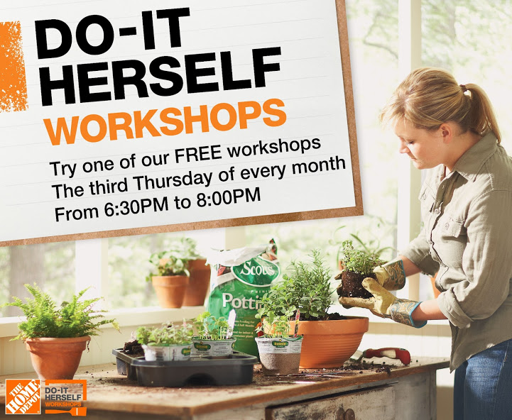 Do It Herself Workshop + a Giveaway! - C.R.A.F.T.