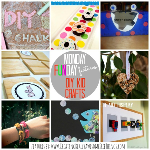DIY Kid crafts Jamie Dorobek
