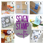 Stamp crafts {Personalized Stamp}