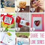Share the Love 2013 {Valentines Day Sayings}
