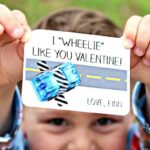 Free Printable Car Valentine