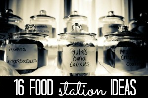 food stations CRAFT