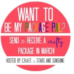 Package Pals Sign Ups {March 2013}