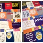 How to make a T-shirt Quilt {Part 2}