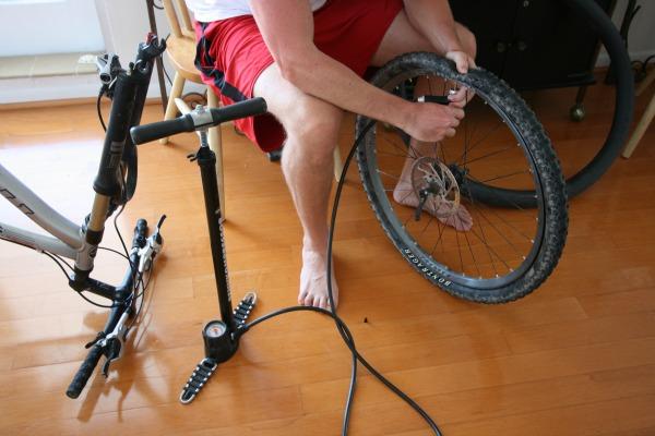 flat tire 8