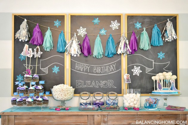 29 Kid Birthday Party Themes CRAFT