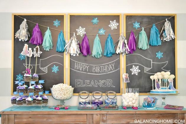 Kid Birthday Party Themes