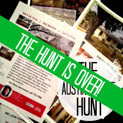Austin-house-hunt