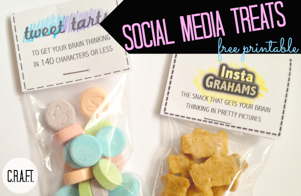 Social Media event treats