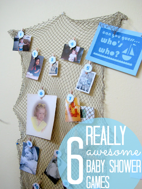 really awesome baby shower games everyone will love