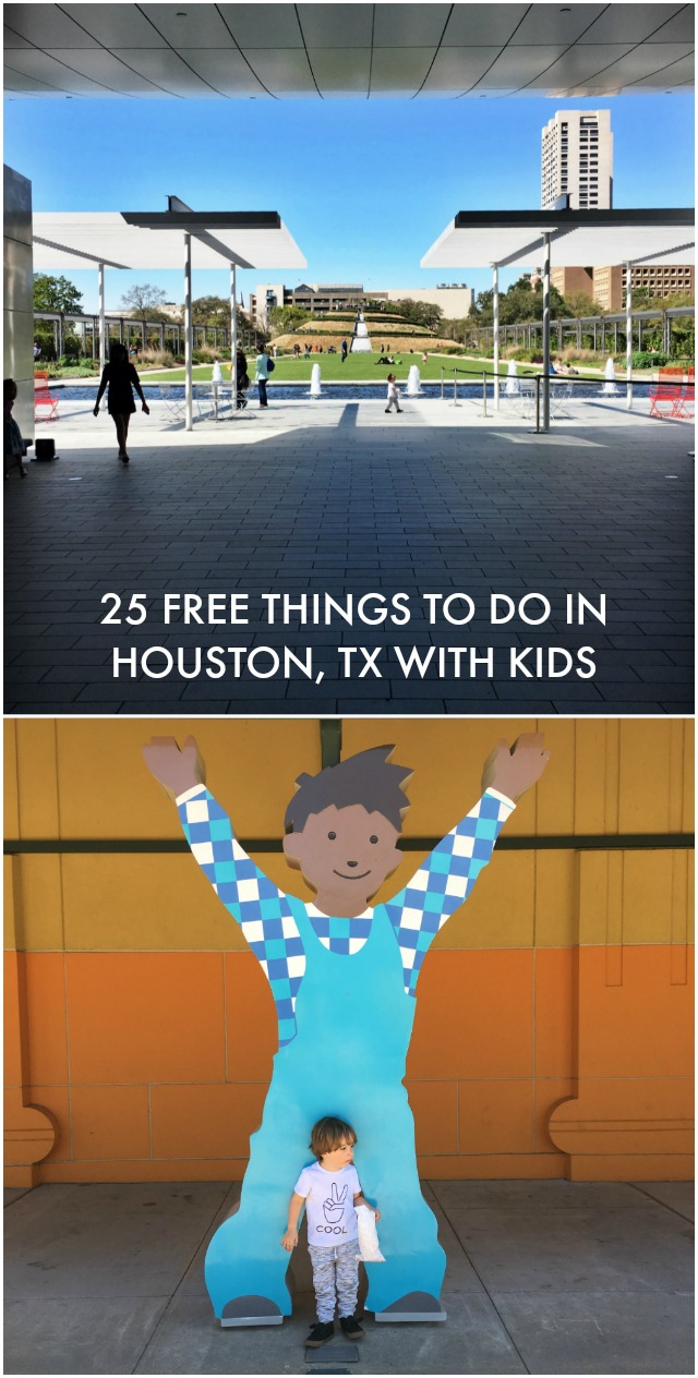 25 Free things to do in Houston, TX with kids near Hermann Park