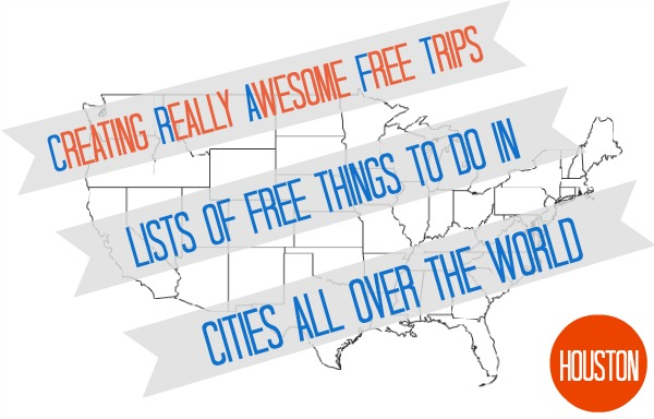 Free things to do in Houston