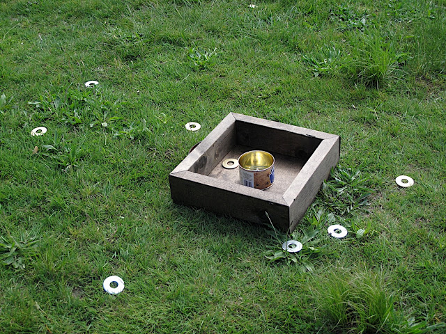 diy backyard  games
