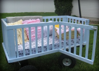 recycle a crib