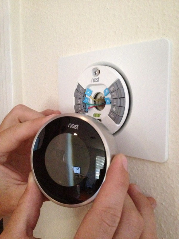How To Install A Nest Thermostat C R A F T