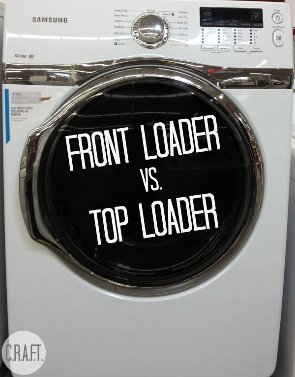 washing machine dilemma