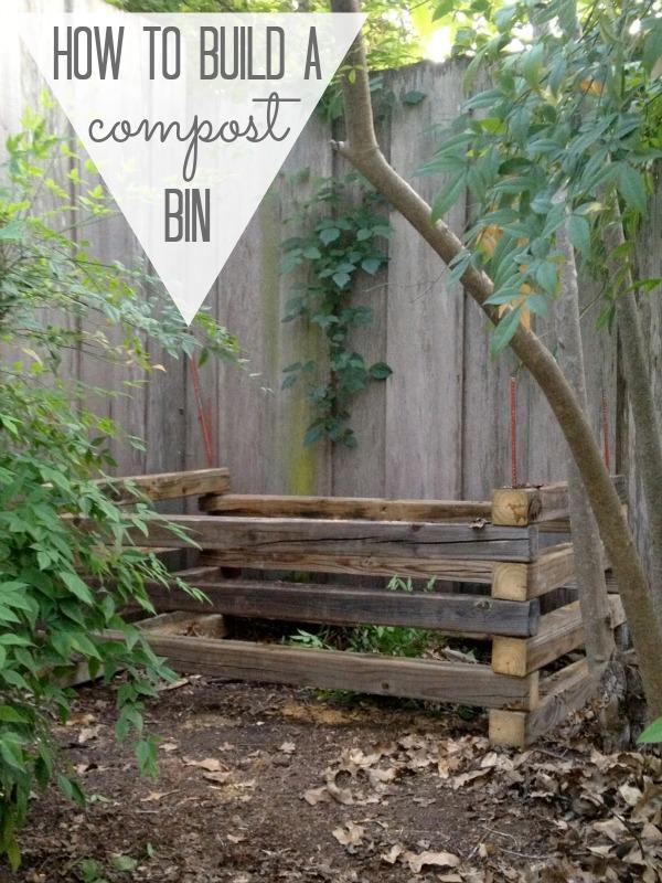 Diy Compost Bin C R A F T