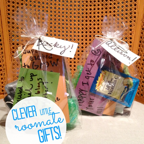 Roommate gifts {for camps and conferences} - C.R.A.F.T.