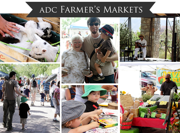 ADC Farmers Markert in El Paso