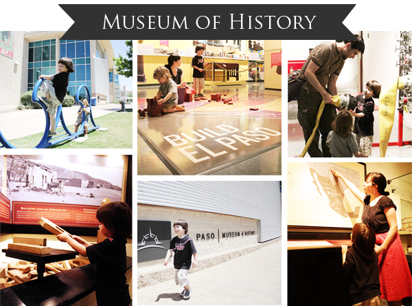 Free things to do in El Paso- Museum of history