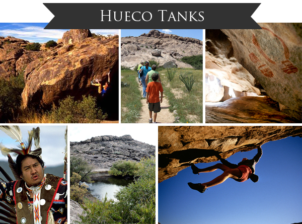 Hueco tanks Free things to do in El Paso