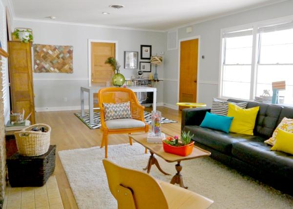 Living Room CRAFT