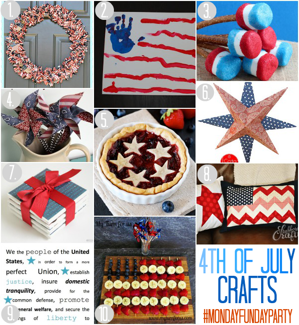 10 really awesome 4th of July crafts