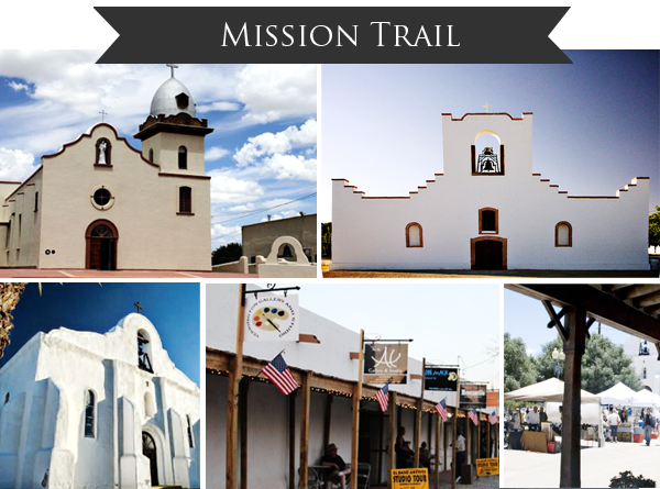 Mission Trail in El Paso TX
