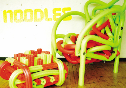 Things to do with pool noodles