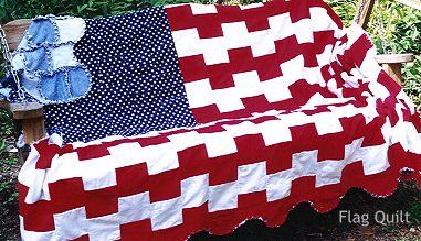 unique flag craft