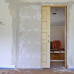 How to build a pocket door