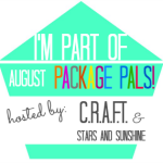 Package Pals Sign Ups {August 2013}
