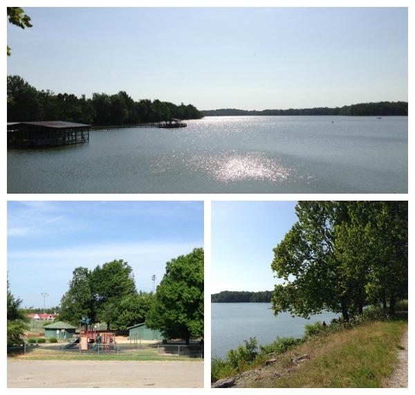 Lake Fayettville