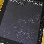 How to fix a shattered iPad screen