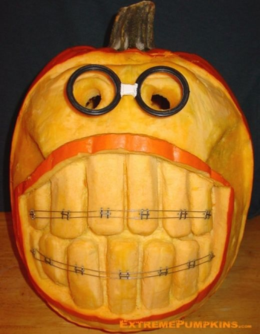 Nerdy Pumpkin