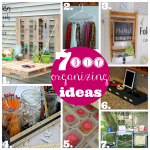 Monday Funday #31 {Organizing ideas}